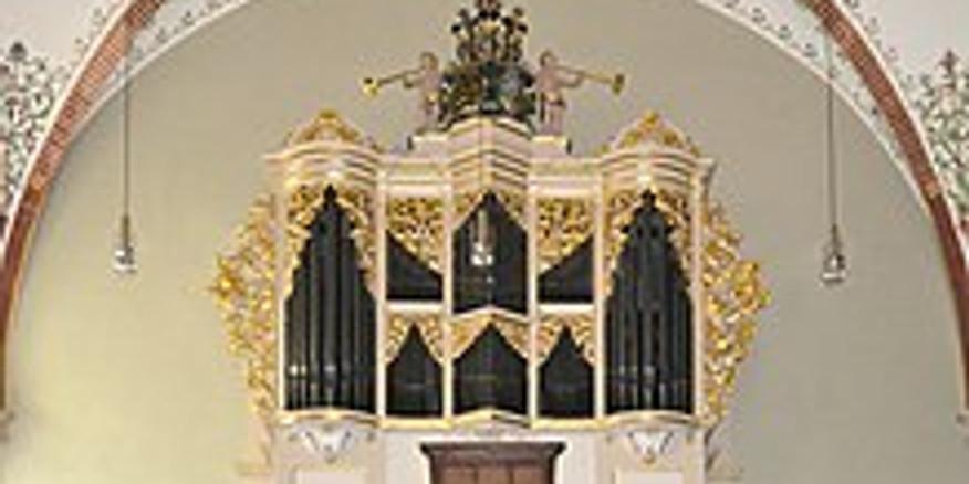 Freiberg (D): St. Jakobi Mittagsmusik auf der Silbermannorgel