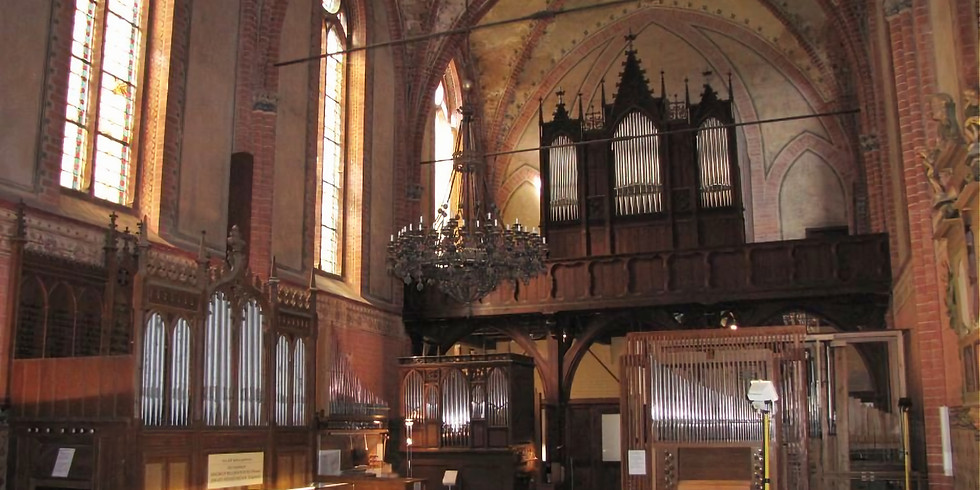 Malchow (D): Organist in Residence