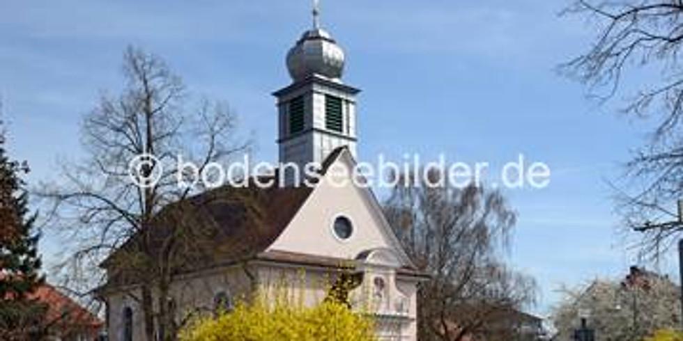 Konstanz (D): Paradieskapelle Patrozinium St. Martin