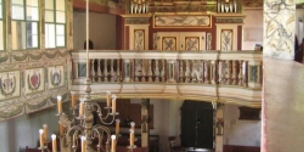 Bedheim (D): Orgelkonzert auf der Schwalbennestorgel 1711/1721
