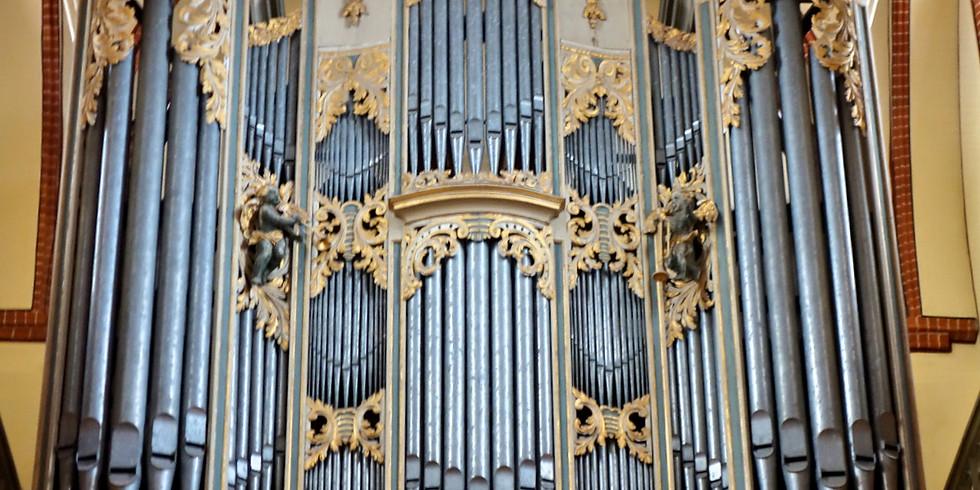 Havelberg (DE): Orgelkonzert im Dom an der Scholze-Orgel von 1777