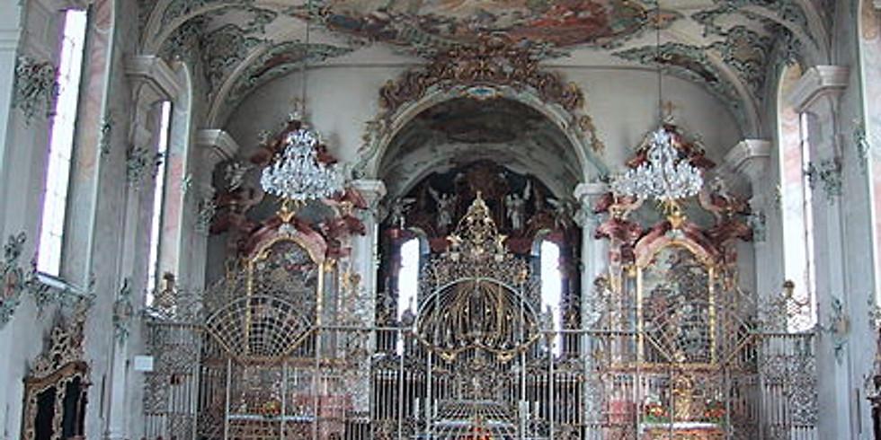 Kreuzlingen (CH): Basilika St. Ulrich Konzert mit dem Thurgauer Kammerchor