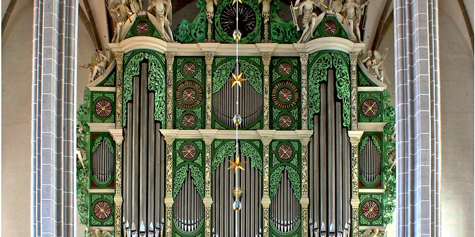 Görlitz (D): Orgelkonzert auf der Sonnenorgel