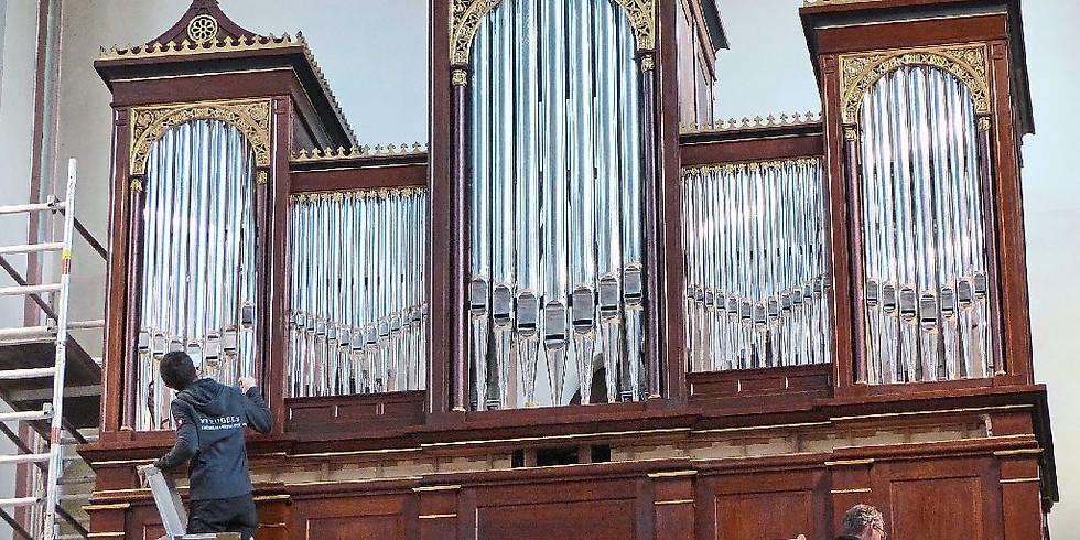 Lahr-Reichenbach(D): Orgelkonzert an der Albiez-Orgel von 1846