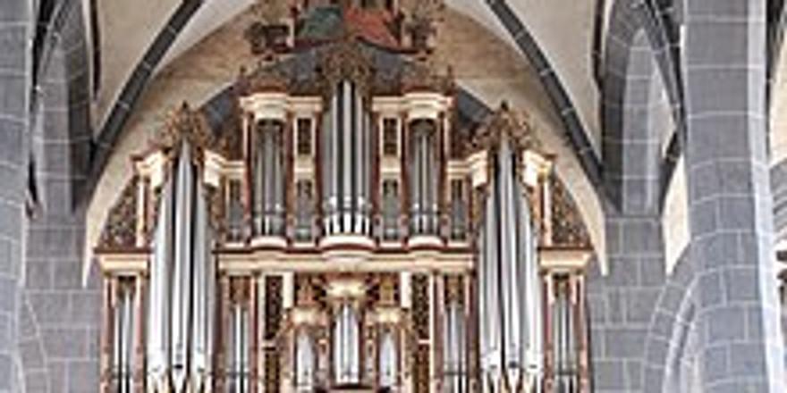 Hann. Münden (DE): Orgelandacht auf der Klais-Orgel von 1977