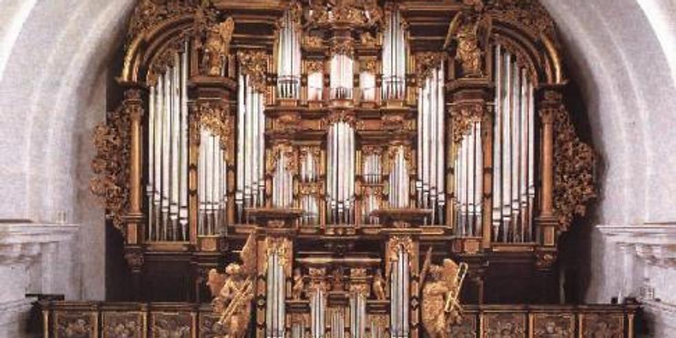 Fulda (D): Dom: Orgelmatinée