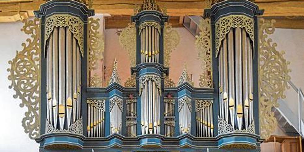 Hohenkirchen (D): Konzert an der J. Kayser-Orgel von 1694