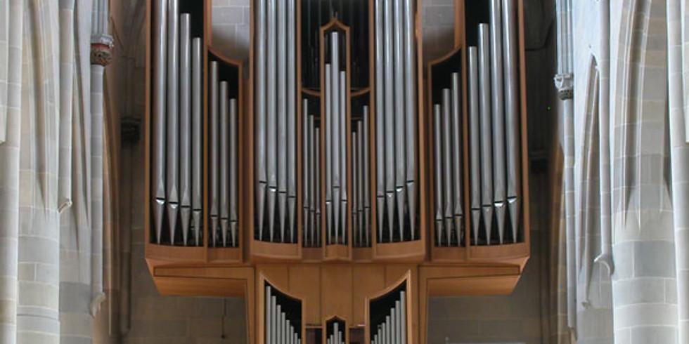 Überlingen (D): Münster: Orgelmusik zur Marktzeit abgesagt