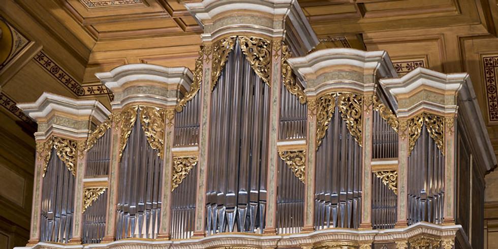 Lengefeld (D:) Orgelkonzert auf der Hildebrandt-Orgel