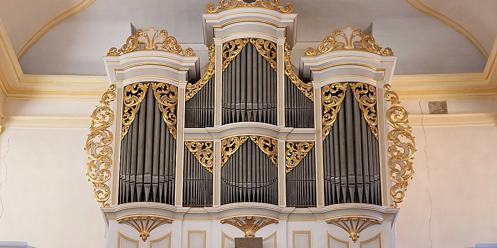 Glauchau (D): Orgelkonzert an der Silbermann-Orgel