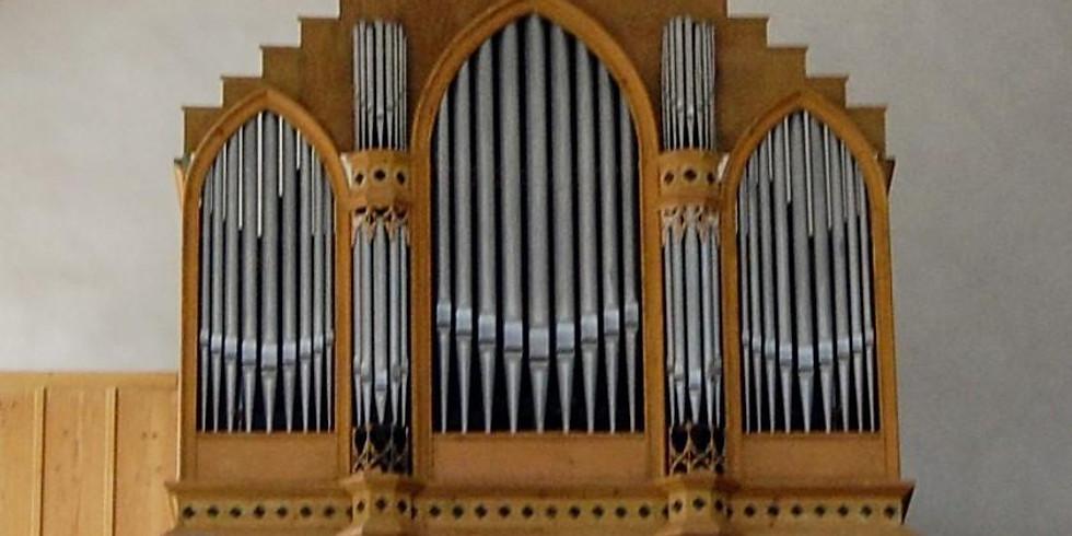 Schässburg/Sighisoara (RO): Konzert Flöte und  in der Bergkirche