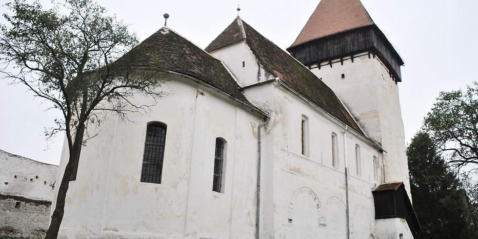 Holzmengen/Hosmann (RO): Abendmusik in der Kirchenburg