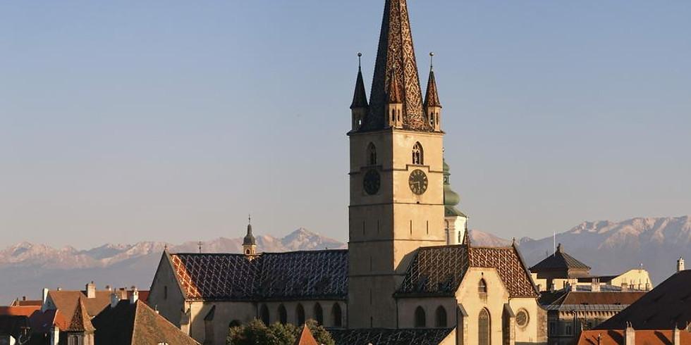 Hermannstadt/Sibiu (RO): Marktkonzert in der evangelischen Stadtkirche