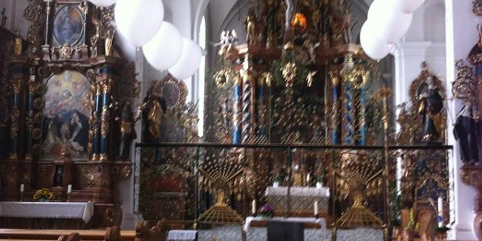 Klosterkirche Münsterlingen (CH): Konzert für Trompete und Orgel