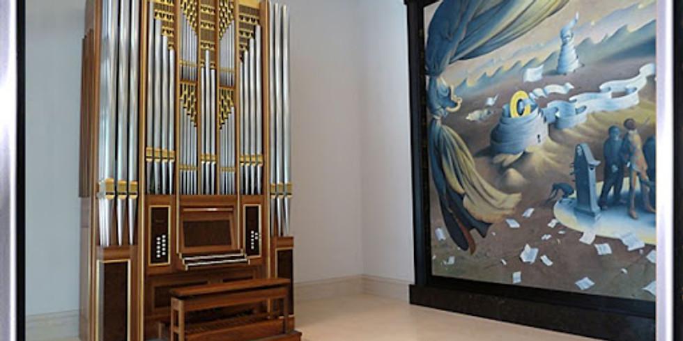Vitznau (CH): Orgelkonzert zum 1. Advent