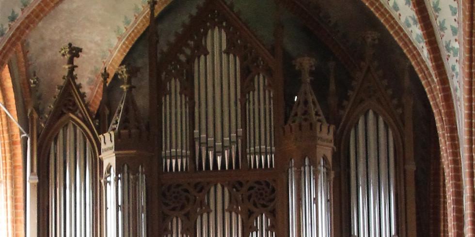 Gnoien (D): Konzert für Trompete und Orgel