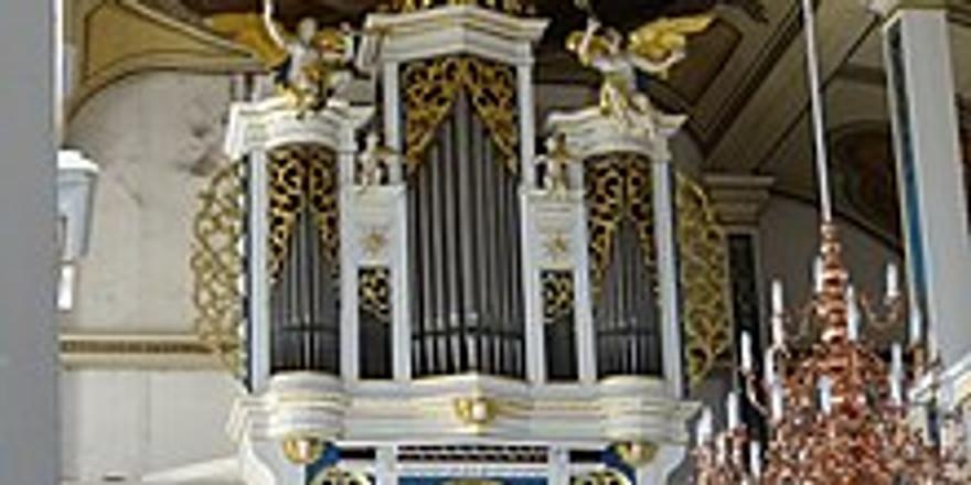 Gräfenhain (DE): Orgelkonzert auf der Thielemann-Orgel von 1728-1731: Gräfenhainer Musiksommer 2021