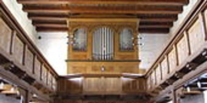 Arneburg (D): Geburtstagskonzert auf der Zabel-Orgel von 1820