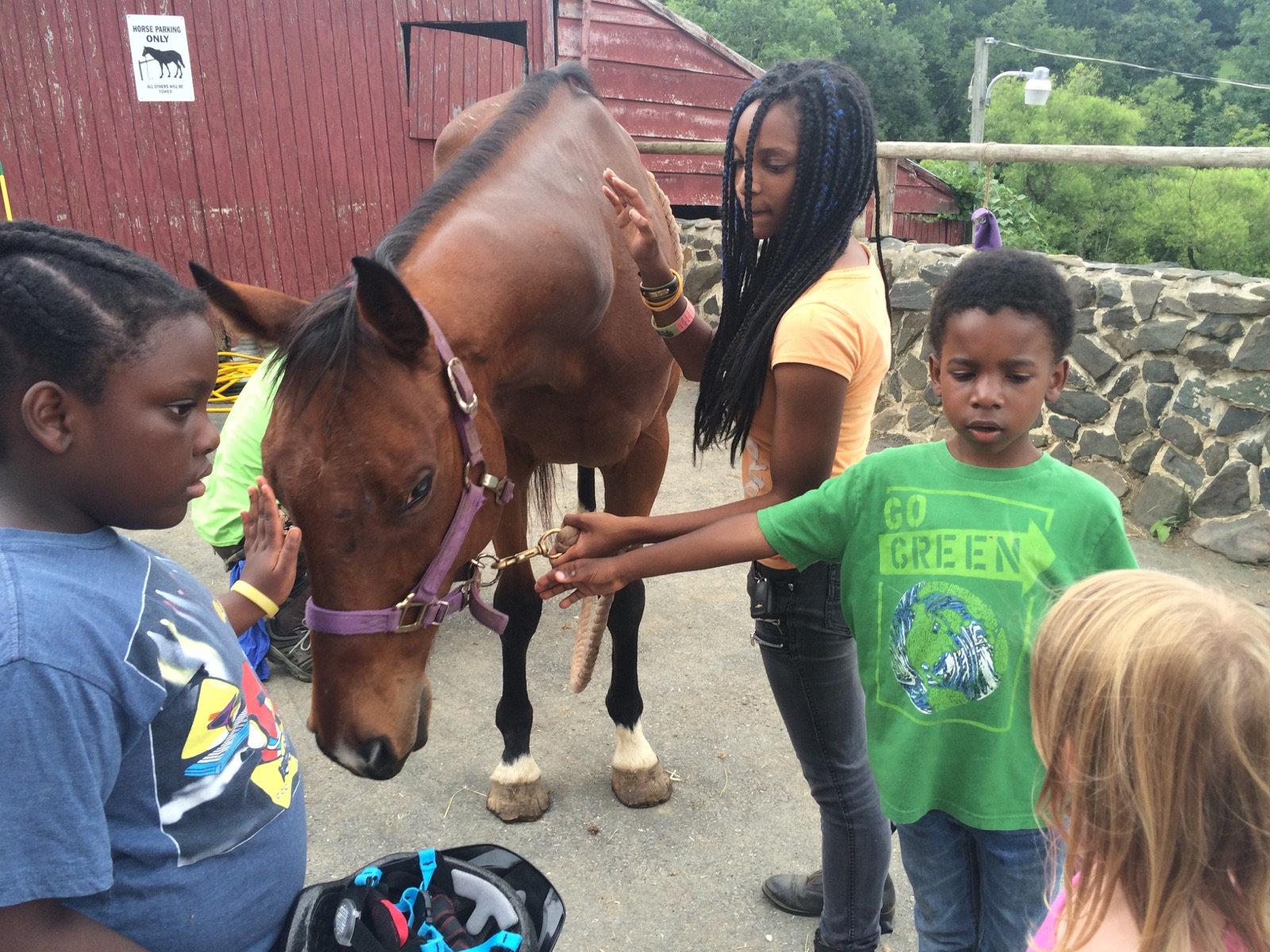 Children's Riding Package - November