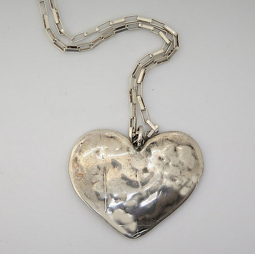 H7 Heart pendant