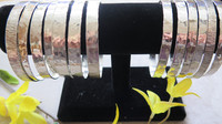 sterling cuff and bangles braclets