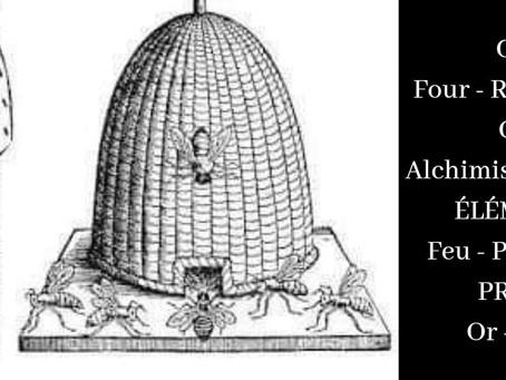 l'alchimiste, l'abeille et l'homme