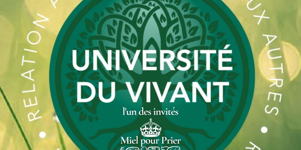 Université du vivant - inspirer la vie !