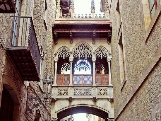 Escaneado laser patrimonio - Puente del Obispo - Barcelona - España