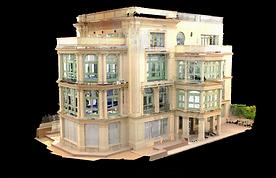 Scanner laser 3D: numérisation, nuage de points, services de mesure 3D et numérisation 3D avec scanner laser 3D à Barcelone | BIM (modélisation des informations du bâtiment)