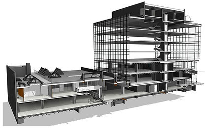Definitive model Scan to ArchiCAD, Scan to Archicad, Scan to BIM (Building information modeling), 3D laser scanner, Laser scanning, point cloud, CAD, Spain, Portugal, Germany, Greece, Turkey, Italy, Malta, France, Netherlands , Switzerland, United Kingdom)