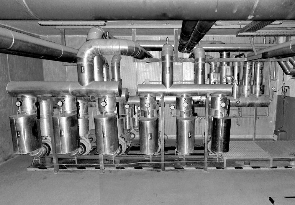 Escaneo láser de instalaciones de aire acondicionado y ventilación – Scan to BIM