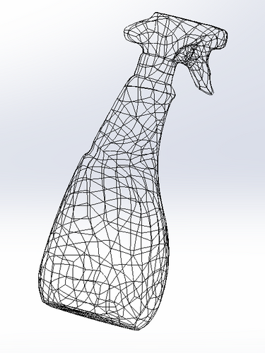 Escaneo láser 3D industria