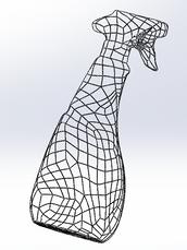 Parameterized 3D model advanced