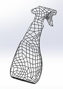 Ingeniería inversa pieza escaneada , Escaneo 3D, Impresión 3D, Escaner 3D, Impresora 3D, Barcelona