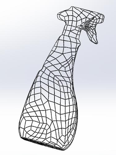 Escaner láser 3D industria