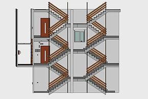 LOD 300 BIM, Revit model, point cloud, Laser Scanning, 3D Building Scanning, Laser Scanner, 3D Scanning, BIM (Building information modeling), CAD, architecture, Engineering, 3D Building Scanning, Archicad, Reverse Engineering, Barcelona, Madrid, Valencia, Zaragoza, Algeciras, Cádiz, Tarragona, Spain