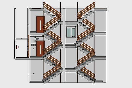 LOD 300 BIM, modèle Revit, nuage de points, numérisation laser, numérisation 3D de bâtiments, scanner laser, numérisation 3D, BIM (modélisation des informations de construction), CAO, architecture, ingénierie, numérisation 3D de bâtiments, Archicad, ingénierie inverse, Barcelone, Madrid, Valence, Saragosse, Algeciras, Cadix, Tarragone, Espagne