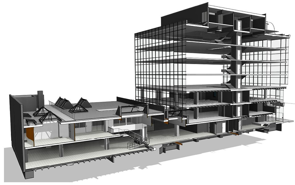 Scan to Archicad - BIM Modeling