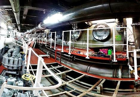 Espagne Numérisation laser 3D Construction navale, système de traitement des eaux de ballast, numérisation laser 3D, numérisation laser BWTS, Algeciras, Barcelone, Valence, Vigo, Santander, Tánger
