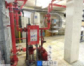 3D pointcloud industrial facilities, laser scanner, BIM (Building Information Modeling)