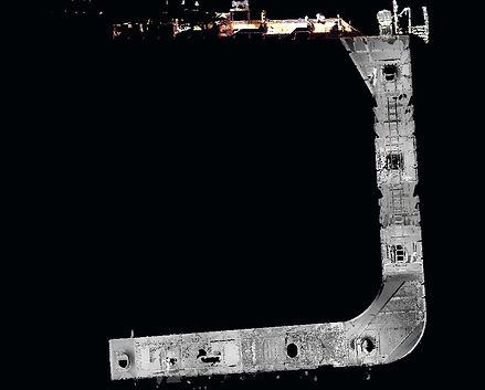 Laser Scanning of Ballast Tanks for BWTS retrofit, Naval laser scanning, spain, Italy, Germany, Malta, Turkey, Portugal, Gibraltar