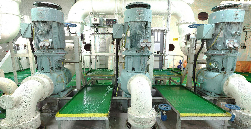 BWTS (Ballast Water Treatment system) laser scanning. Portugal, France, Italy, Spain, Malta, Netherlands, Germany, Belgium, Turkey,