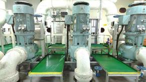 BWTS Laser scanning for retrofit on Large Container Vessel Vessel 128653 t