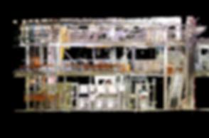 Nube de puntos 3D instalaciones industriales, BIM, Barcelona, Escaneo 3D Industria, Ingeniería Industrial