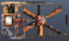 Escaneos láser a distancia de edificios completos- nube de puntos, Escaneo 3D Edificios, Archicad, Ingenieria Inversa,  BIM, Barcelona, Madrid, Valencia, Zaragoza, Algeciras, Cádiz, Tarragona, España