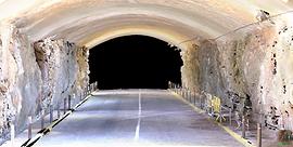 Nube de puntos túnel zona del Garraf, escáner láser 3D, BIM (Building Information Modeling), Diseño CAD 3D, Escaneo 3D Edificios , Autodesk Revit, Archicad, Escaneo laser, Ingenieria inversa, Arquitectura, ingenieria, Madrid, Barcelona, Valencia, Zaragoza, España