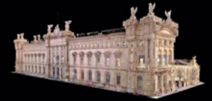 3D Laser Scanner: Architecture, Heritage and Industry Digitalization - Barcelona | BIM (Building Information Modeling) | Point cloud