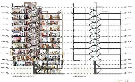Nube de puntos a Revit, escaneo láser, BIM, Arquitectura, Barcelona, España