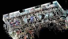 3D Laser scanning Naval. Engine Room, BWTS pumps and pipes, Fire Pumps, Bilge pumps, ejector, eductor, Steering Room, España, Escaneo láser 3D | Escaneo 3D | Nubes de puntos | BIM | Barcelona