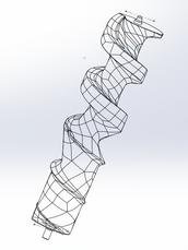 Parameterized 3D model (med)
